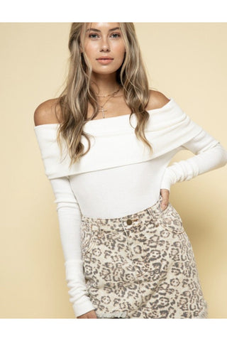 Sanita Snakeprint Bodysuit $44