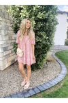 Diandra Smocked Dress $68