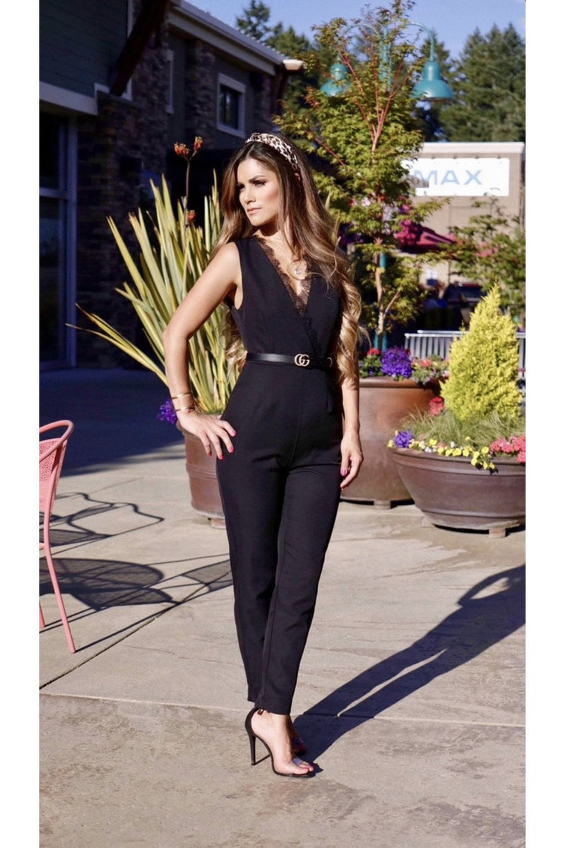 Cora Lace Jumpsuit