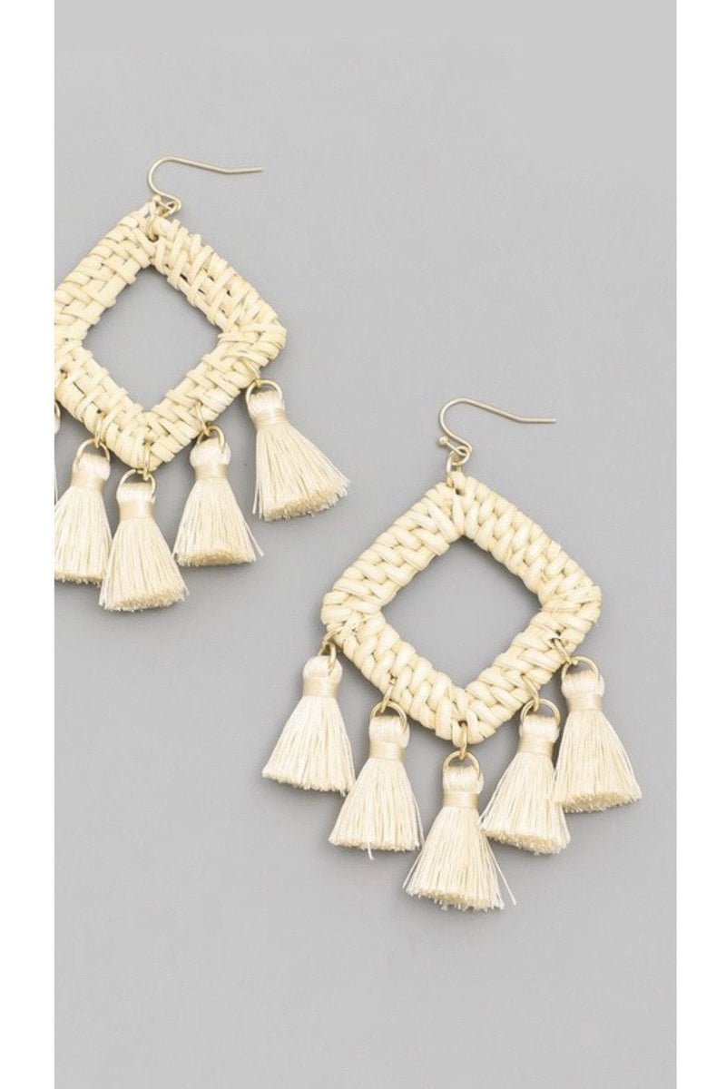 Malibu Earrings - Indigo Closet