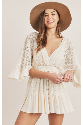 Alessandra Midi Dress $64