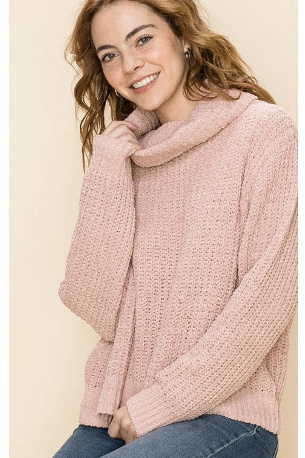 Penny Turtleneck Sweater