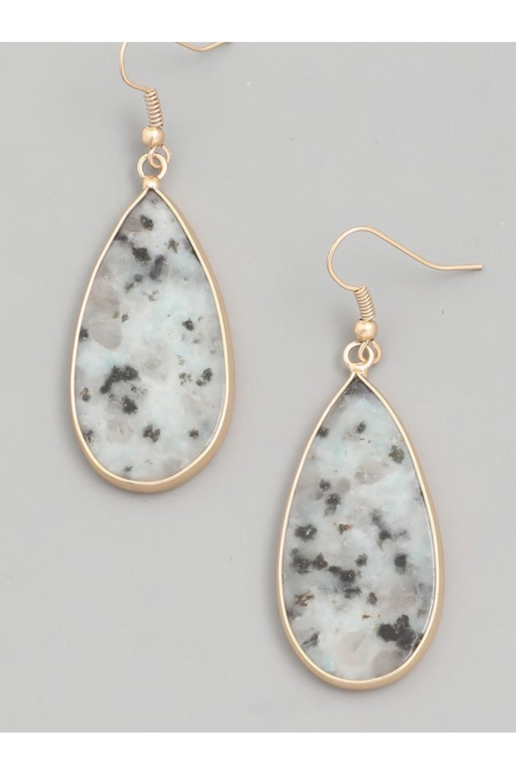 Sage Drop Earrings