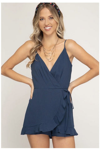 Liliana Wrap Dress