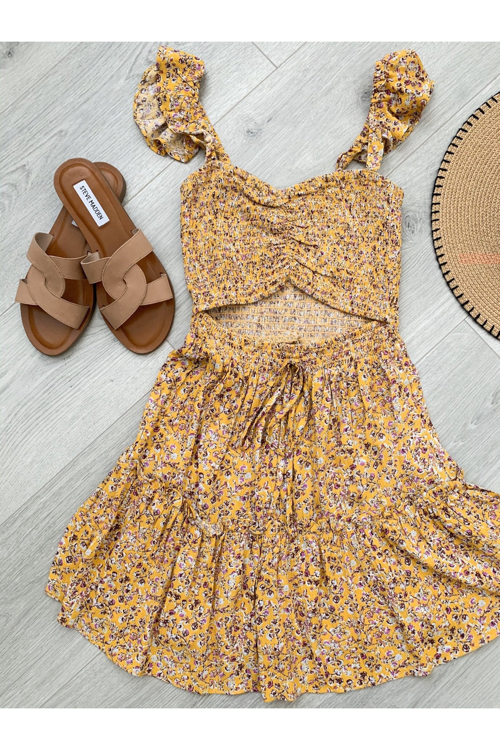 Sunny side up Dress