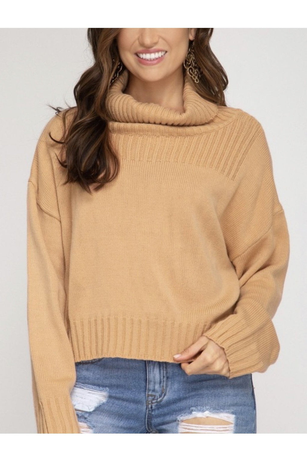 Nelly Turtleneck Sweater