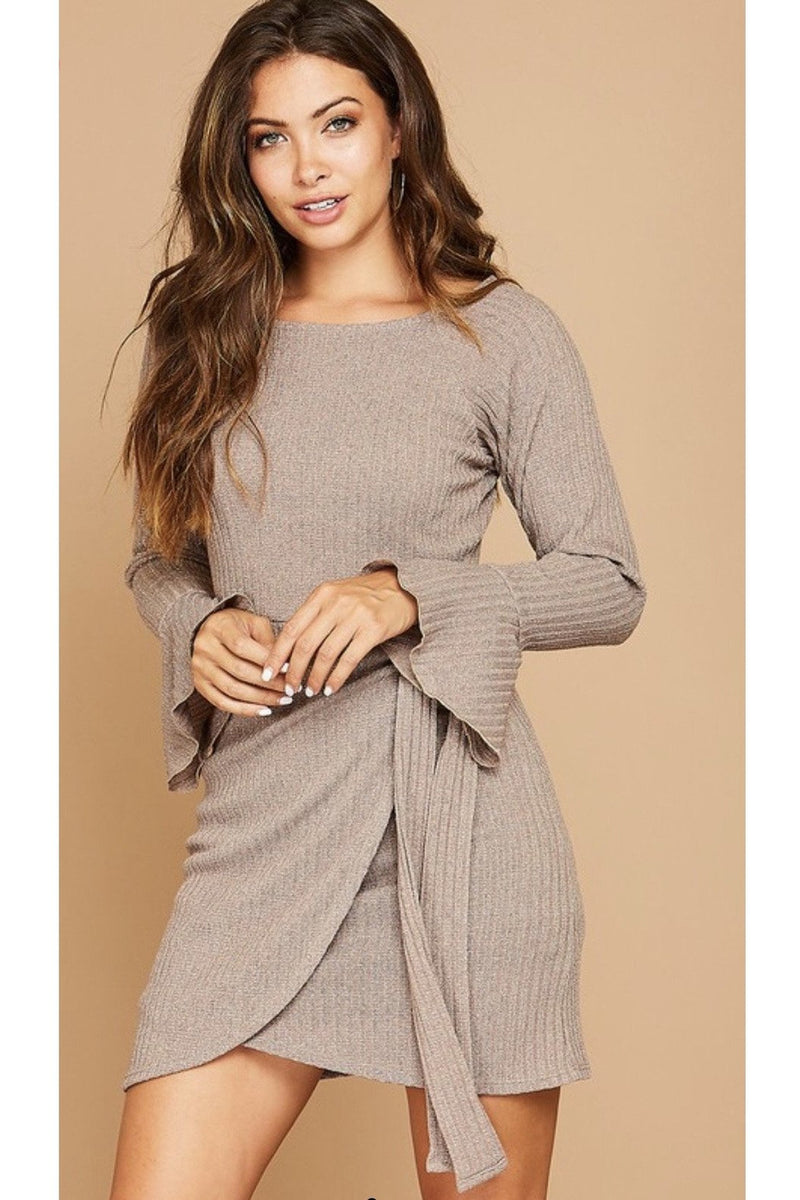 Kiersten Wrap Dress