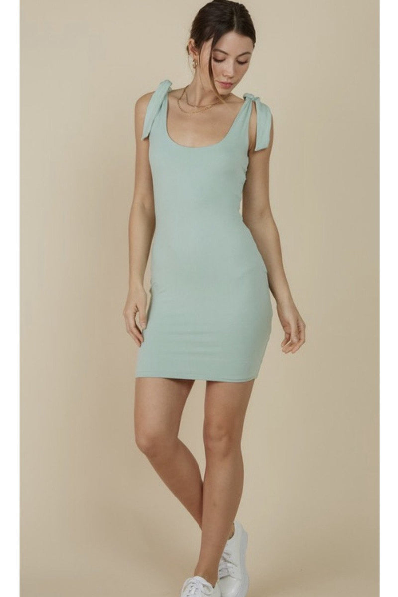 Charity Mini Dress $48