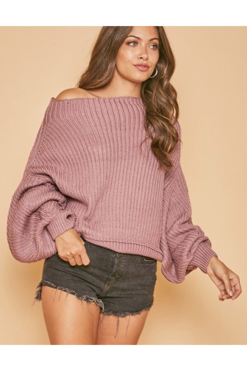 Helena Batwing Sweater
