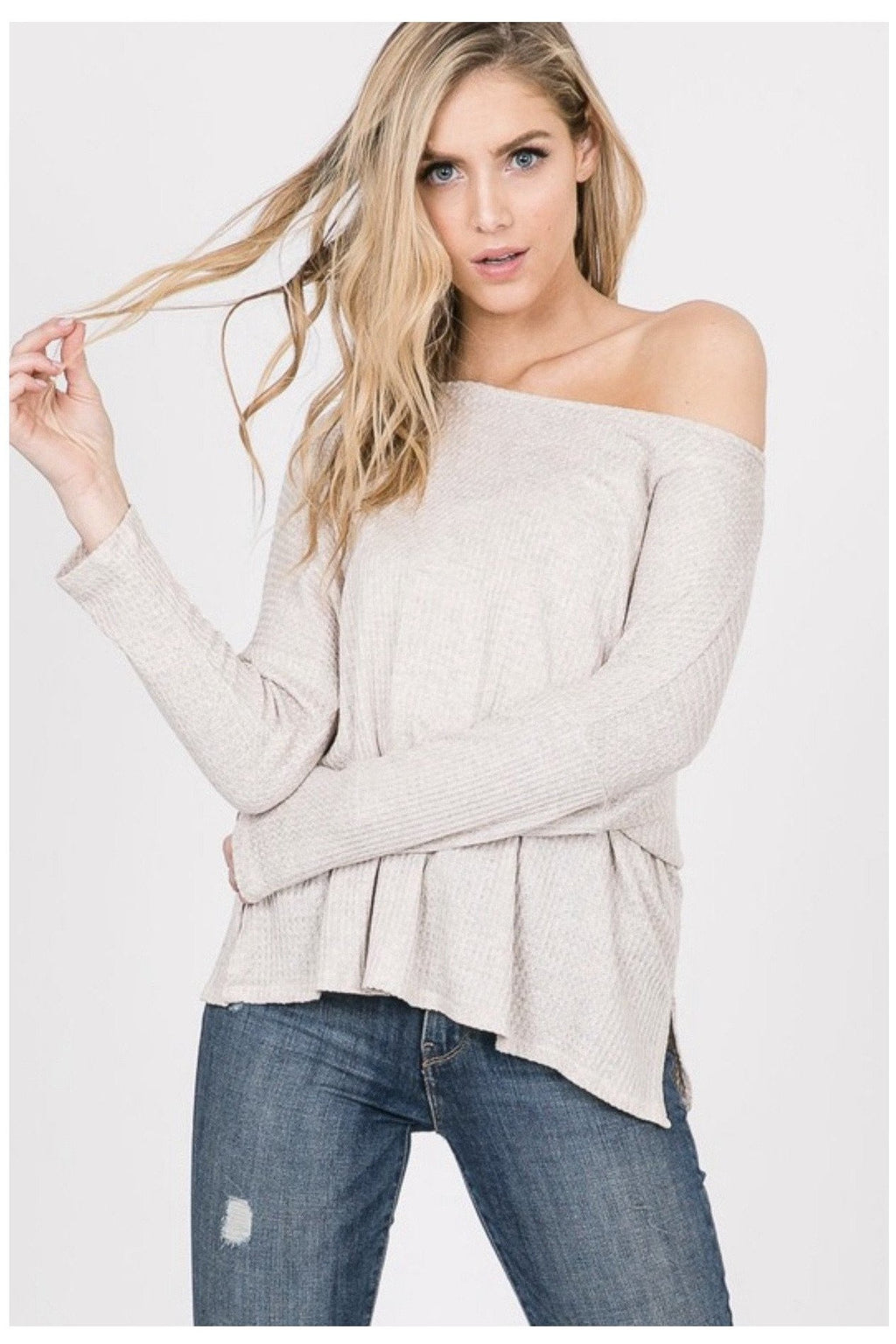 James Long Sleeve Top