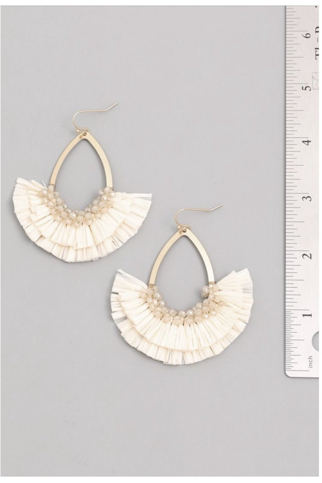 Fiesta Siesta Tequila Repeat Earrings - Indigo Closet