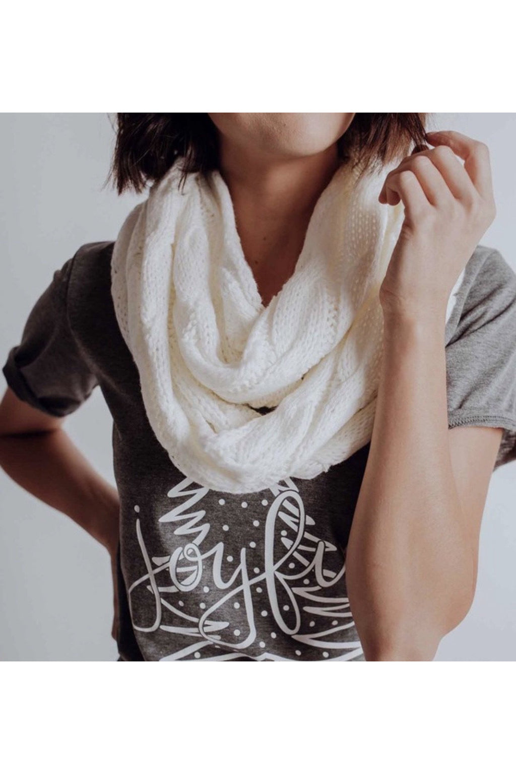 Maggie Infinity Scarf