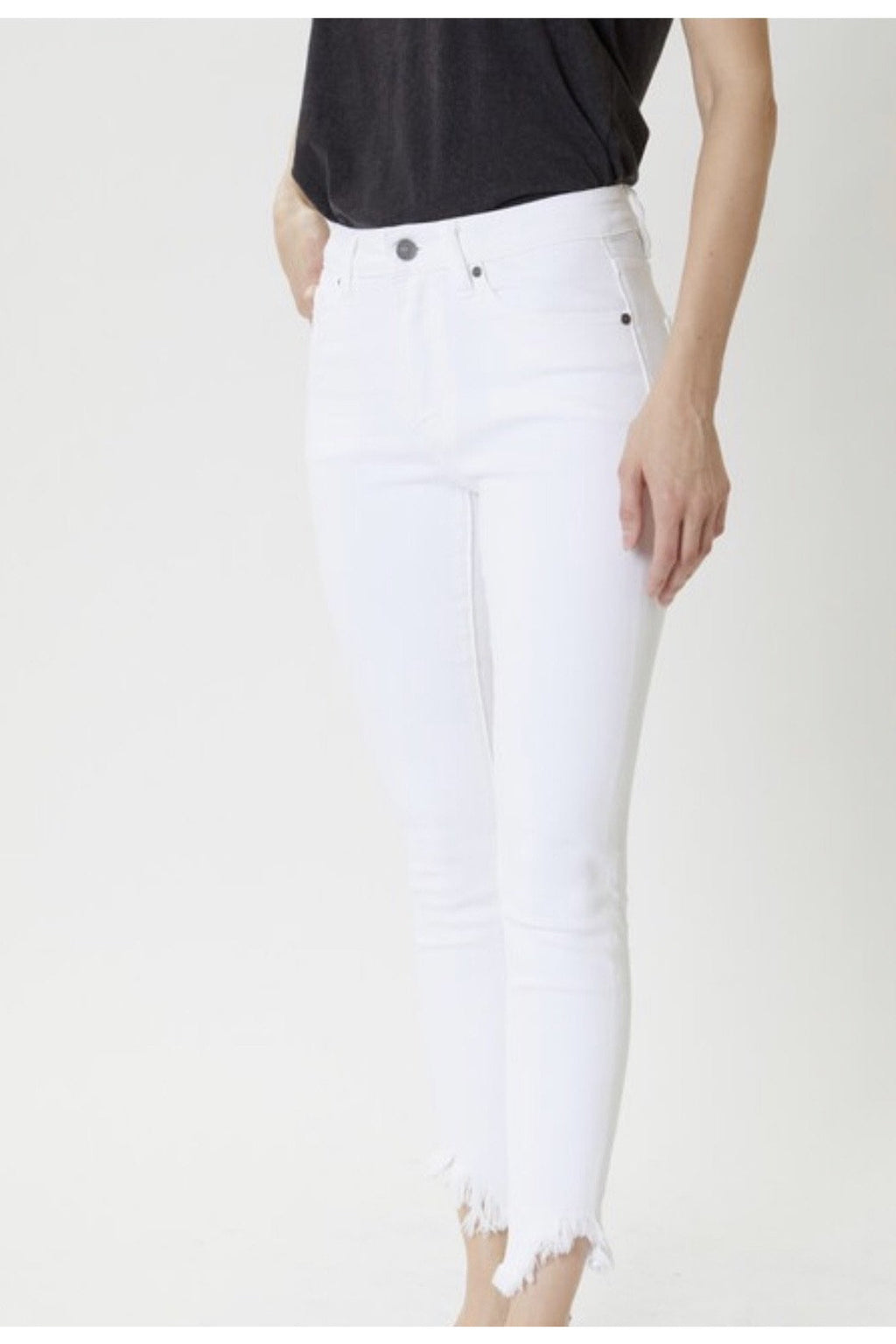Dixie High Rise Ankle Jeans $52