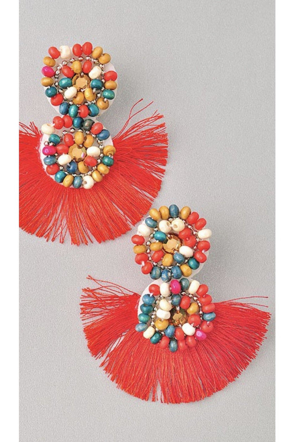 Lovebird Earrings