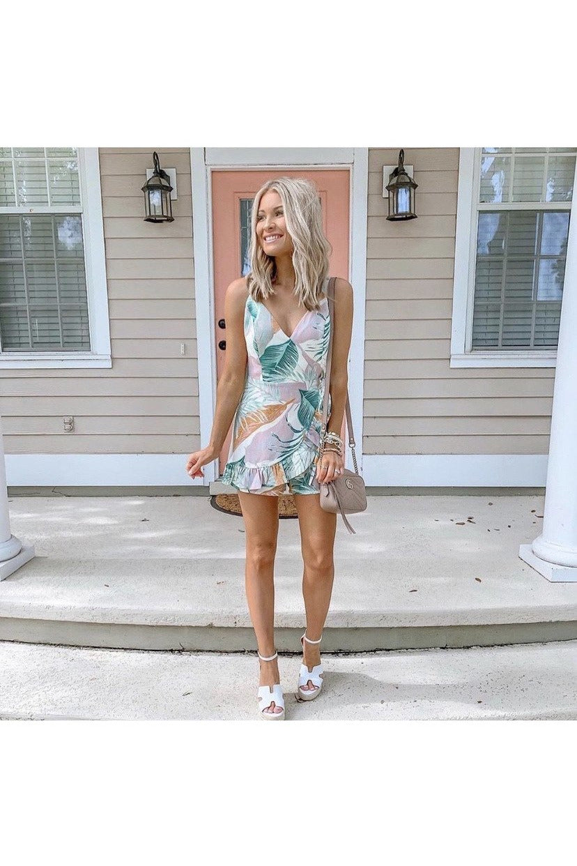 Ready To Travel Romper