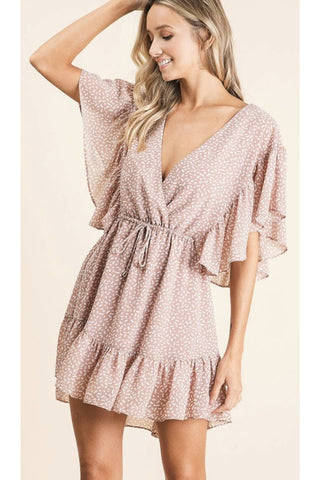 Date Night Dress in Orchid