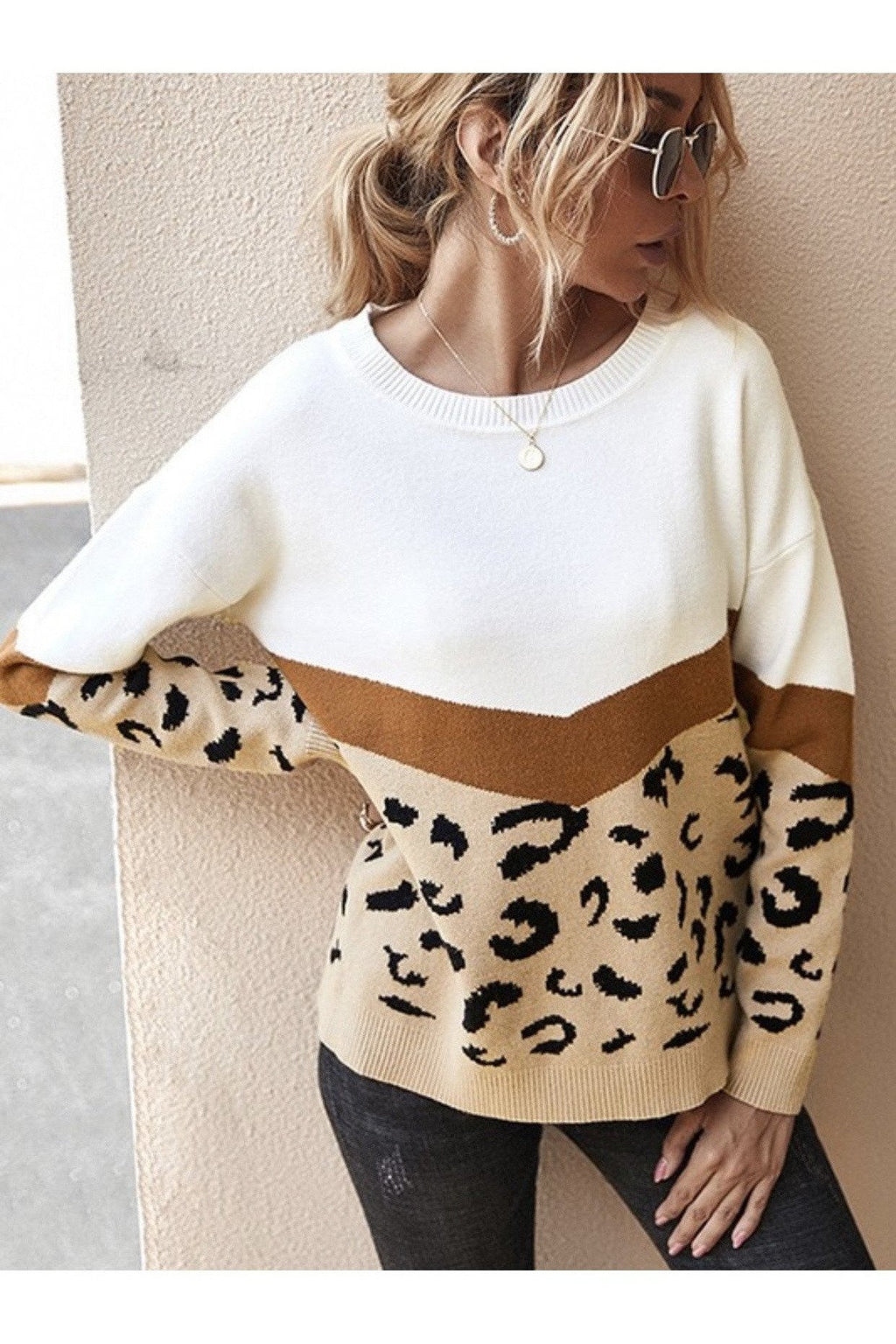 Levhart Sweater