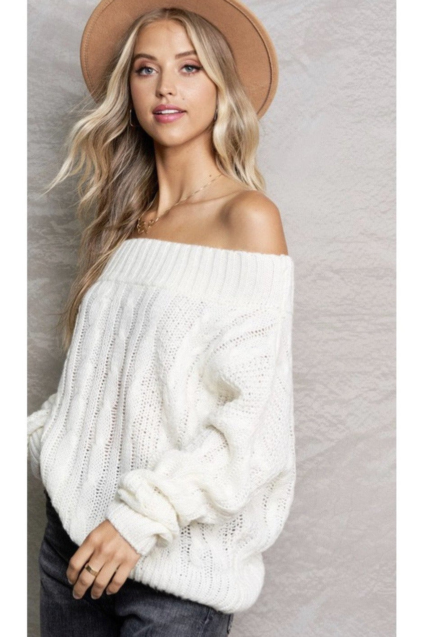 Angel Sweater