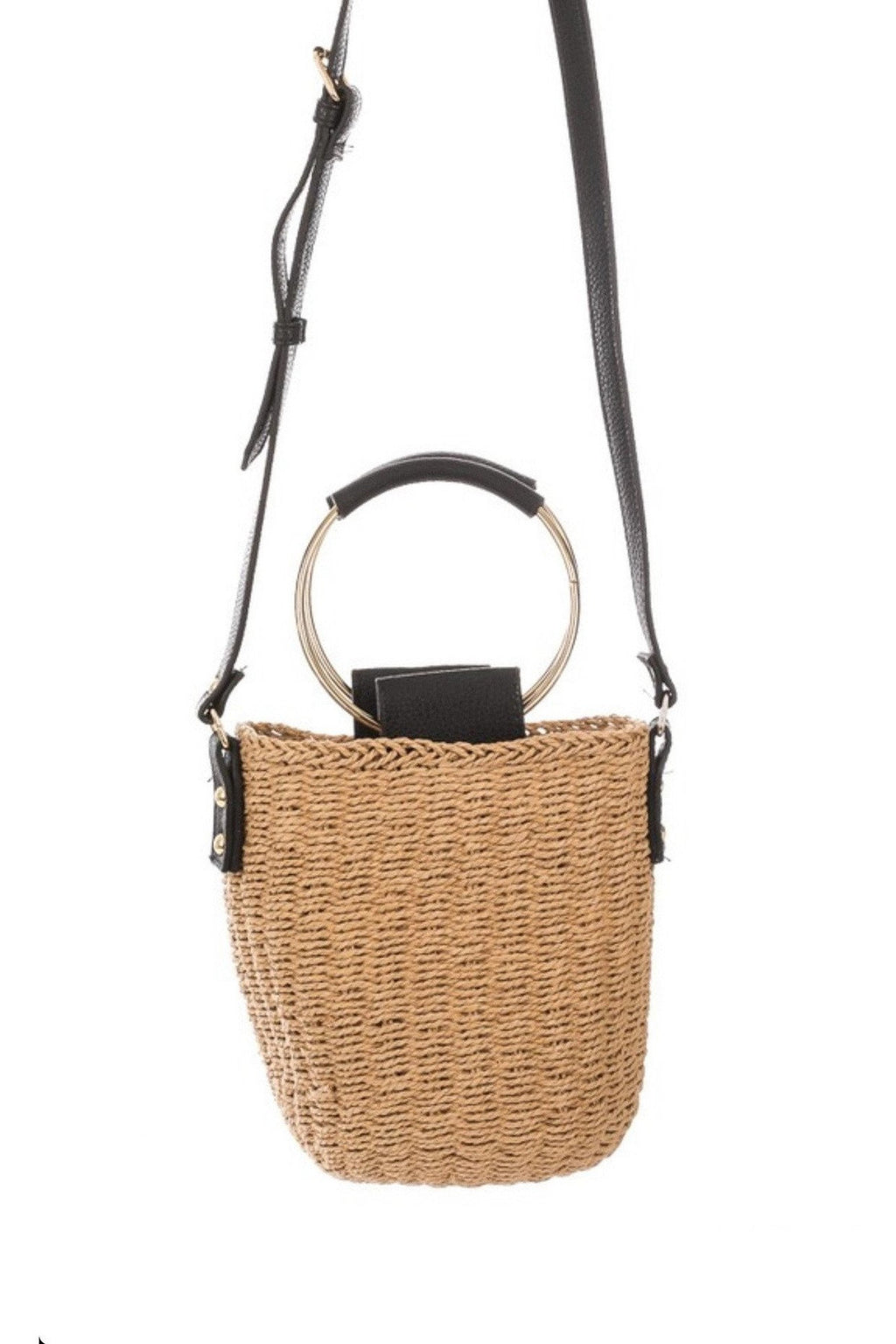 Florida Keys Bucket Bag
