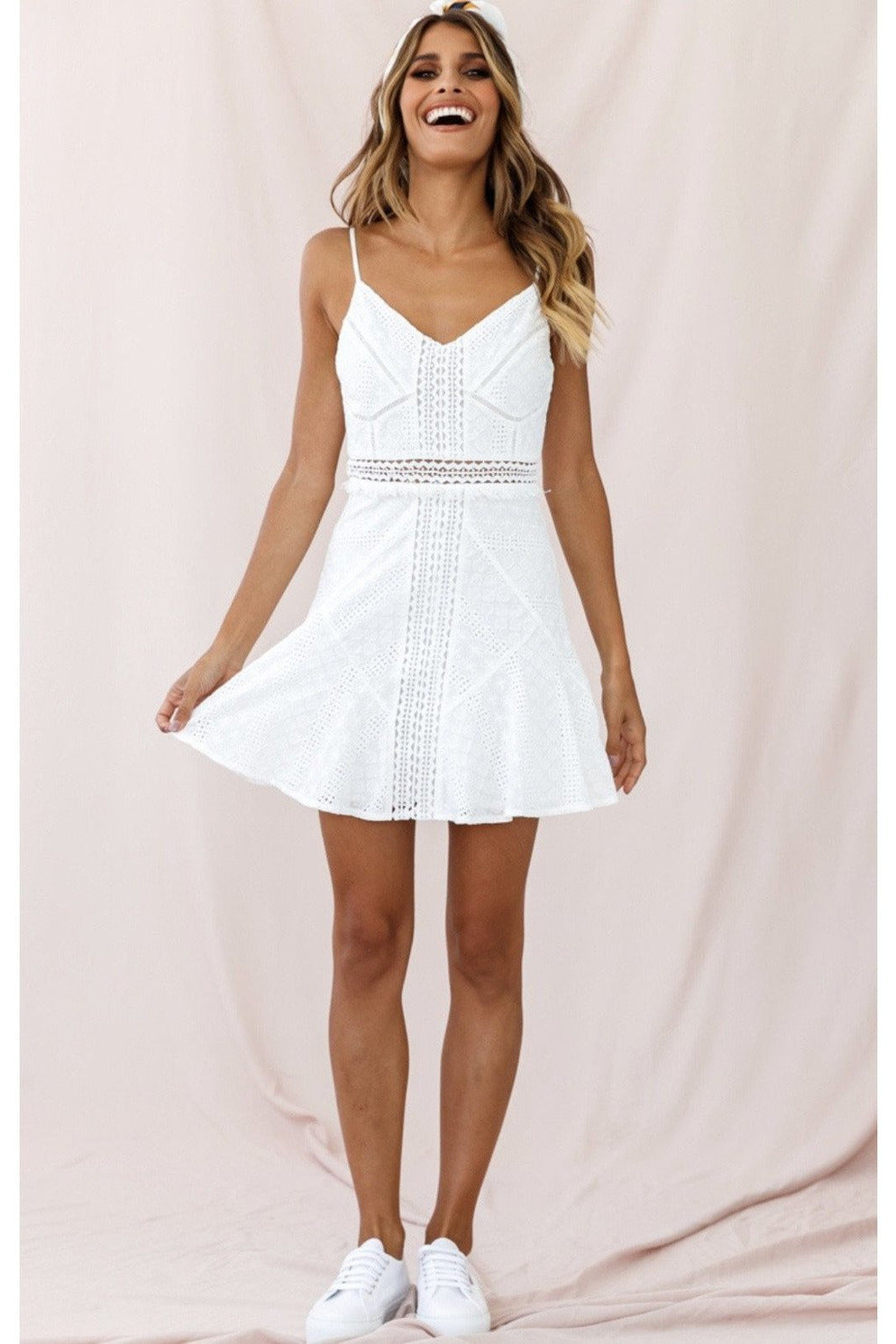 Annalise Mini Dress