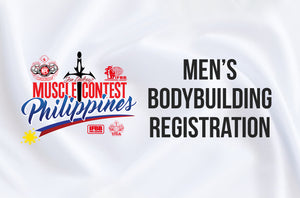 Men's Bodybuilding Registration