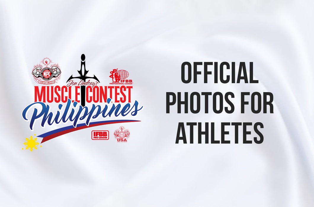 Official Photos for Athletes