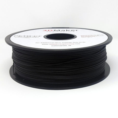 Carbon Fiber PETG Pro Series 3D Printer Filament 1.75mm