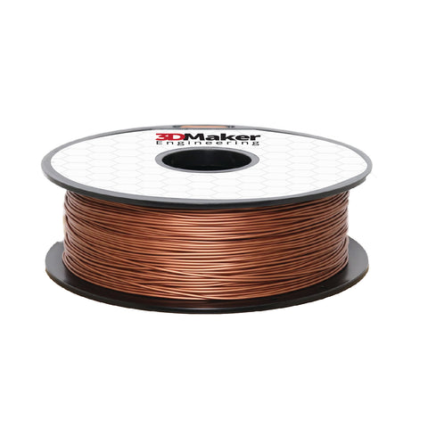 PLA+ Copper Filled 3D Printer Filament 1.75mm