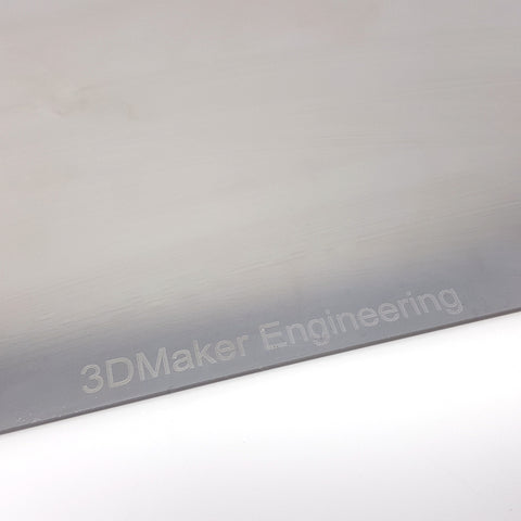 3DM Flex™ PEI Flex Build Plate w/ Magnetic Base