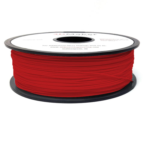 TPE Pro Series Flexible 3D Printer Filament 1.75mm