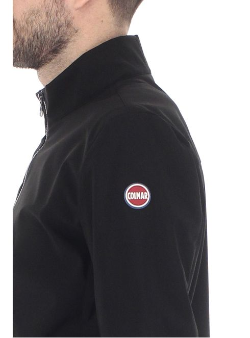 Giacca softshell / Nero - Ideal Moda