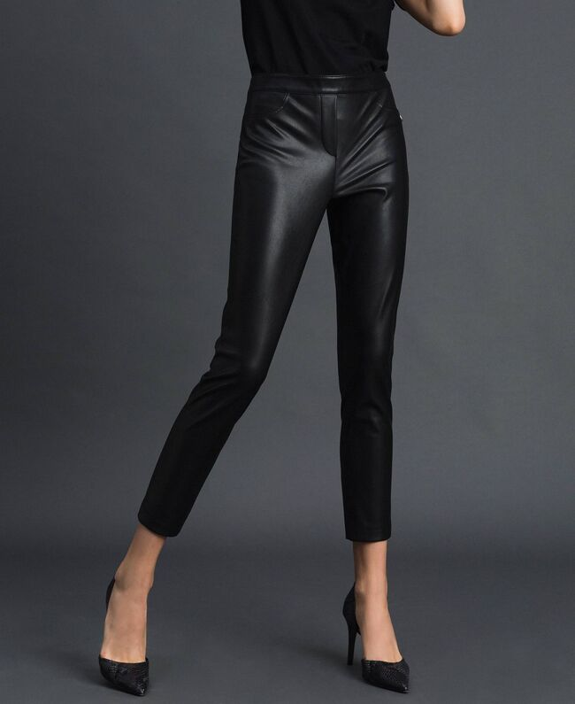 MP2025-LEGGINGS / Nero