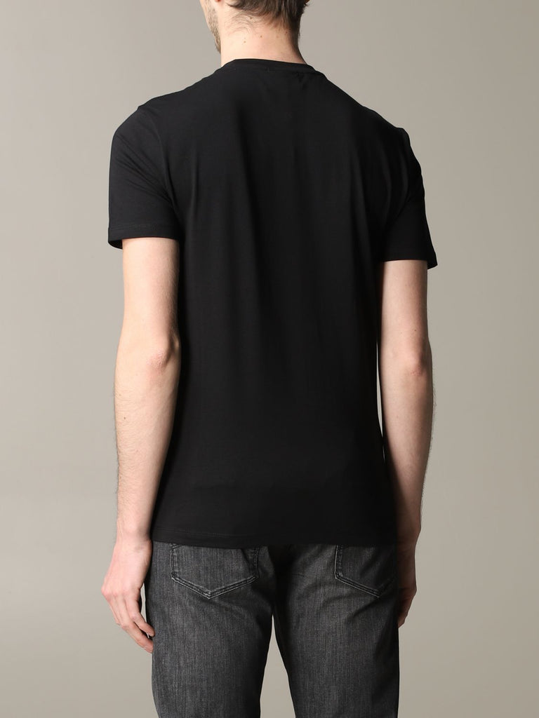 T-Shirt uomo Emporio Armani / Nero - Ideal Moda