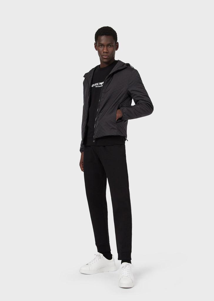 Pantaloni joggers The Eagle Brand / Nero