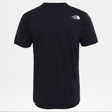 T-Shirt Uomo Simple Dome / Nero