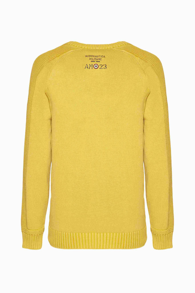 MA1193L385 / Giallo - Ideal Moda