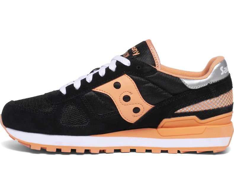 Saucony Originals Shadow O' / Nero - Ideal Moda