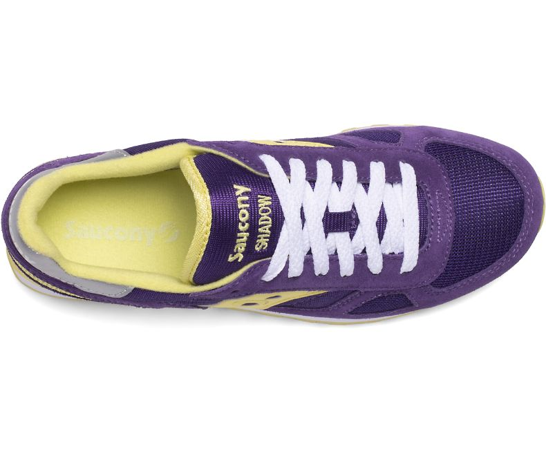 Saucony Originals Shadow O' / Viola - Ideal Moda