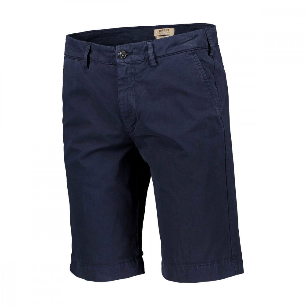 Bermuda Chino / Blu - Ideal Moda