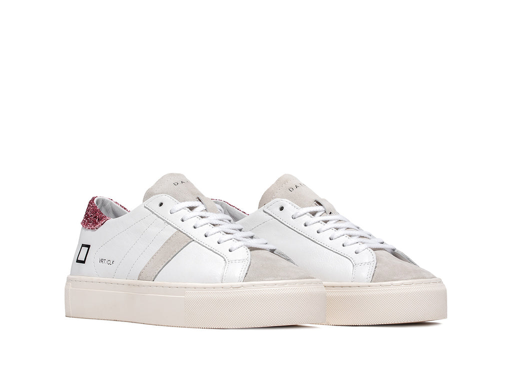 Vertigo Calf White-Rose / Bianco