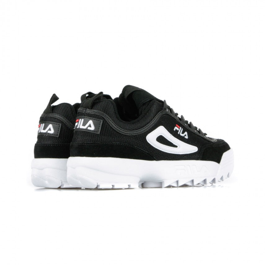 Fila Disruptor Mesh Low / Nero - Ideal Moda