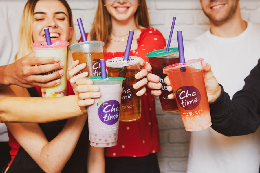 Australians are going ga-ga for bubble tea, says Chatime, the largest bubble tea franchise in country, currently celebrating 10 years since it brought the addictive bubbly beverage Down Under