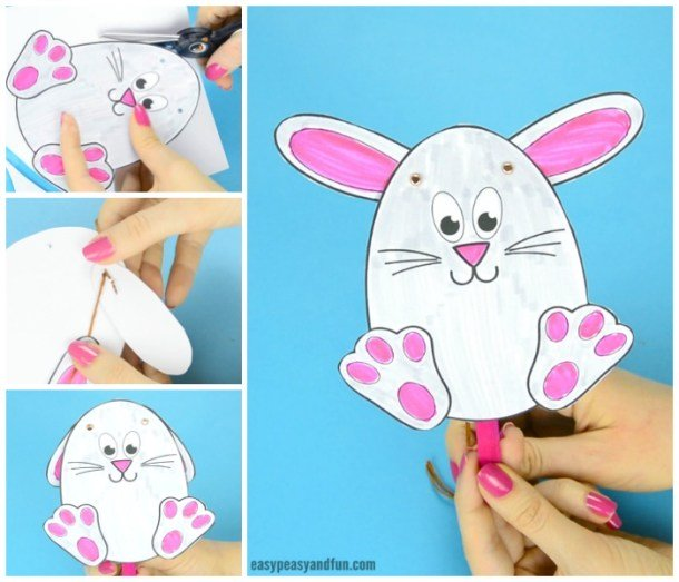 These Easter crafts for kids and toddlers to make are the easiest! We gathered our favorite easy and kid-friendly Easter crafts that are sure to brighten up your home! They can be used to decorate windows, table settings, or even as Easter garlands!...