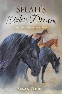 Spotlight on Selah's Stolen Dream by Susan Count + #Giveaway