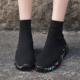 Lightweight Breathable Casual Walking Socks Shoes