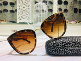 Retro Cat Eye Anti-UV Sunglasses for Female