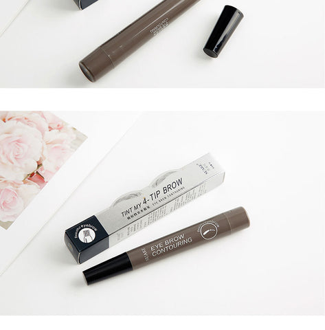 Waterproof Eyebrow Tattoo Pencil