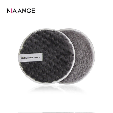 3pcs Lazy Makeup Remover Puff