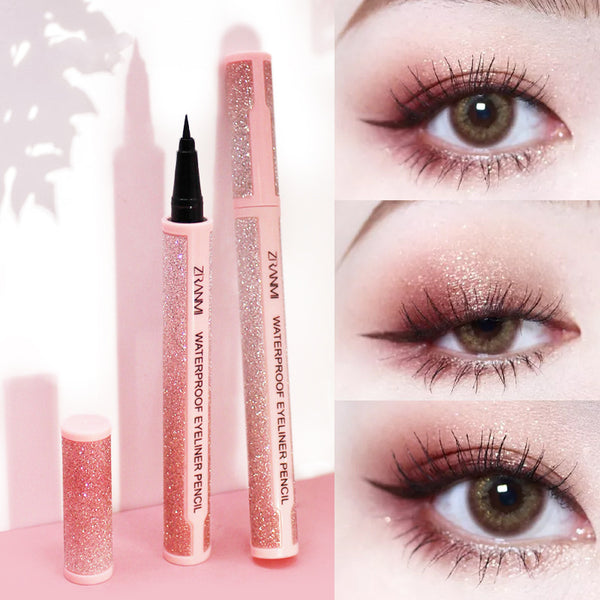 Gorgeous Black Long-Lasting Waterproof Eyeliner Pencil