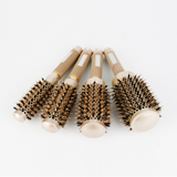 Ceramics Roll Combs Hair Curler